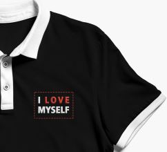i love myself schnitt black