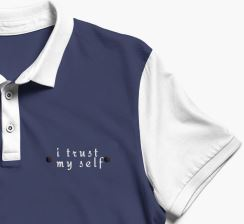 i trust myself schnitt blue